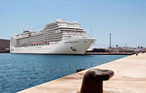 ספינת MSC MAGNIFICA - אמ אס סי מגניפיקה