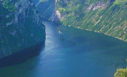 פיורד בנורווגיה