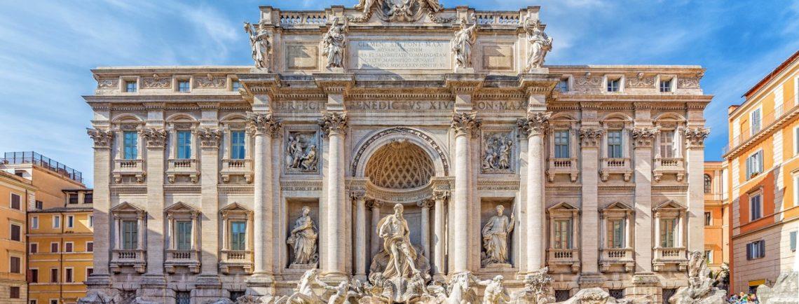 קרוז בים התיכון - איטליה, רומא