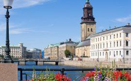 קרוז בים הבלטי שוודיה