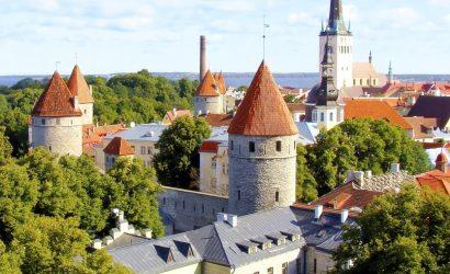טאלין אסטוניה - קרוז בים הבלטי