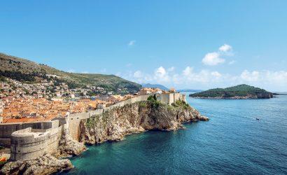 קרוזים לאיים הבריטיים Croatia, Dubrovnik