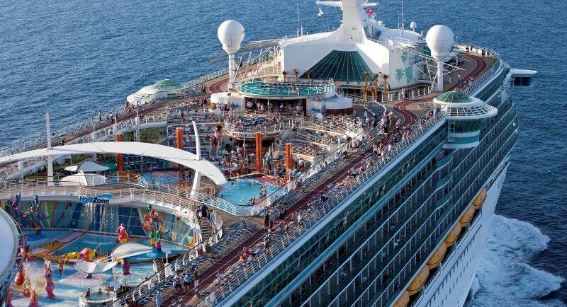 ספינת Freedom of the Seas - חופש על הים