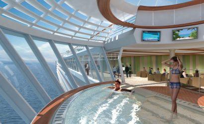 ג'קוזי בספינת Freedom of the Seas - חופש על הים