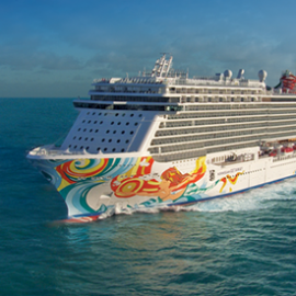 נורוויג'יאן - Norwegian Cruise Line NCL