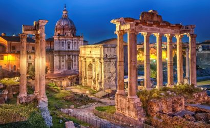 איטליה_צ'יביטבקיה - רומא