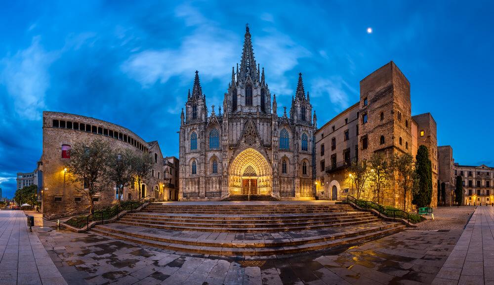 הקתדרלה של ברצלונה