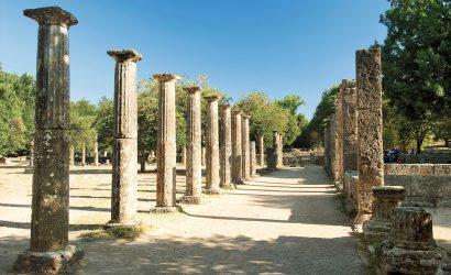 איי יוון והעתיקות שרואים בקרוז