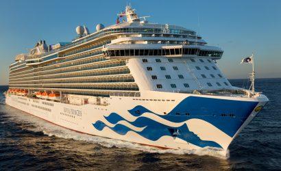 cruise in royal Princess