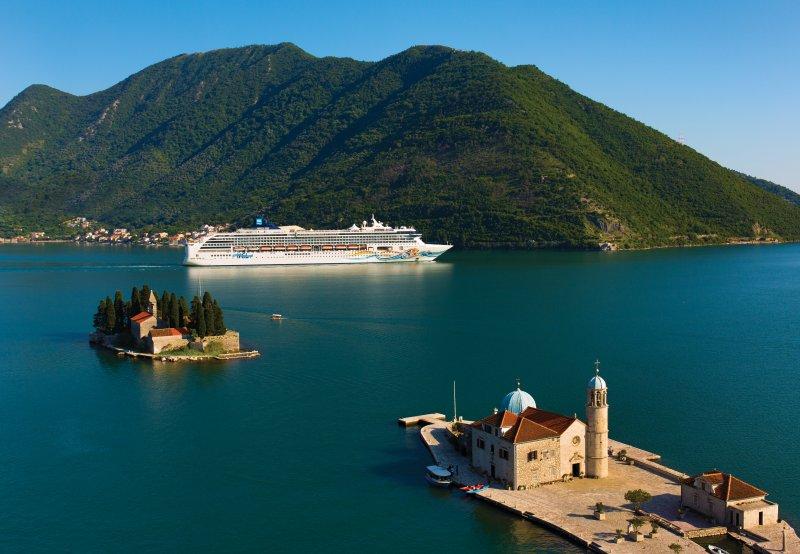 NCL Spirit Kotor Montenegro - מונטנגרו