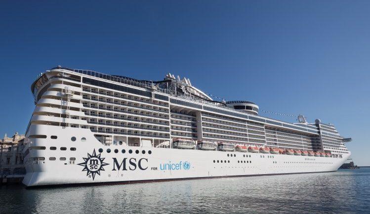 שייט בספינת MSC Preziosa