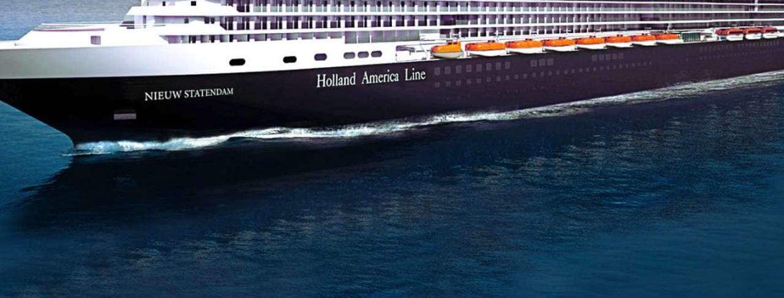 קרוז לפיורדים בנורווגיה בשבועות יציאה מאמסטרדם Nieuw Statendam