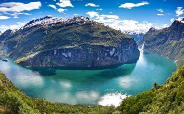 קרוז לפיורדים בנורווגיה