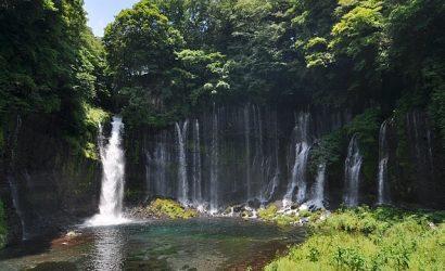 שייט ביפן shiraito falls