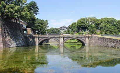 קרוז מאורגן ליפן tokoyo imperial palace